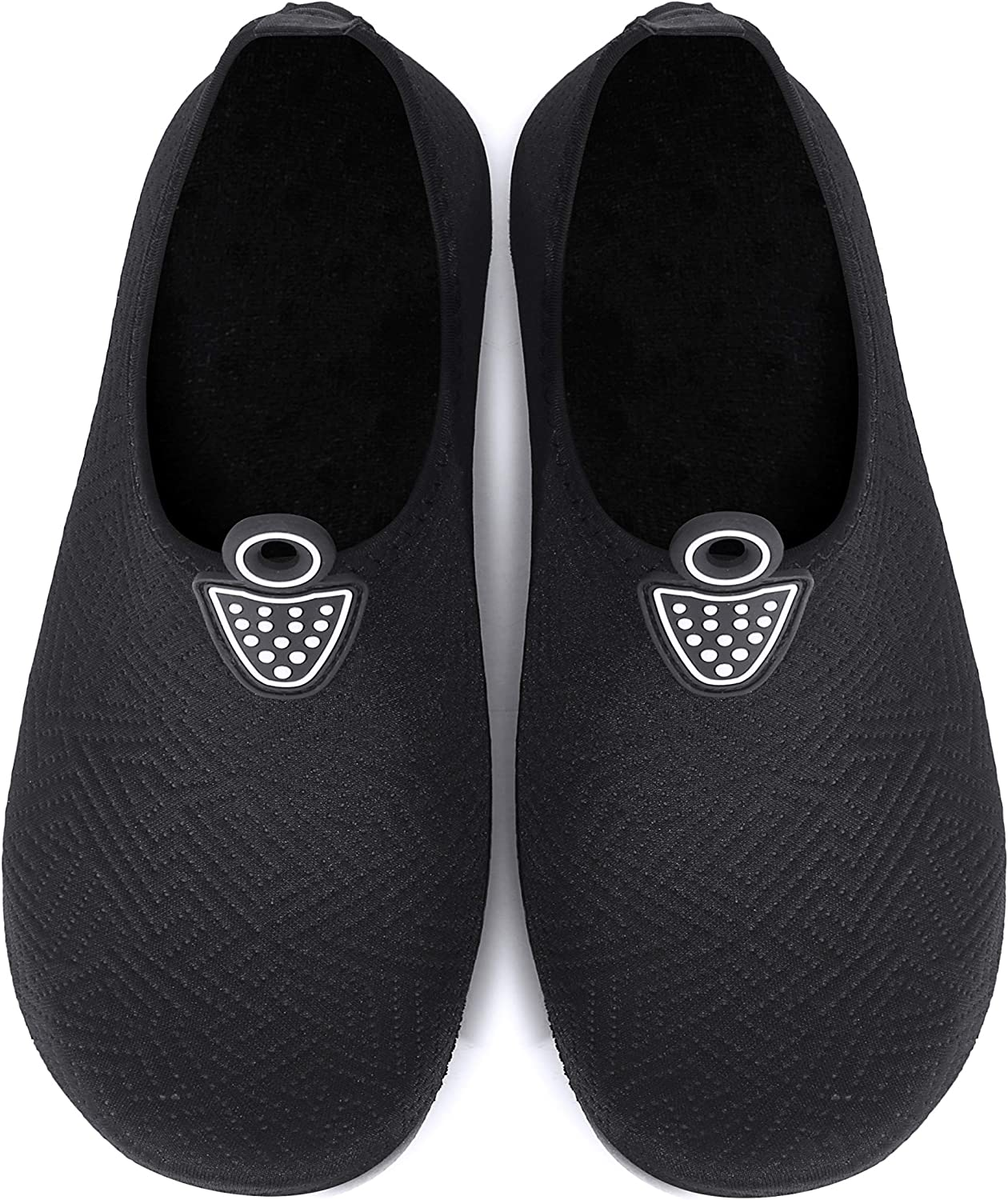 ANFTFH Womens Mens Water Shoes Barefoot Skin Shoes Quick-Dry Water Shoe for Dive Surf Swim Beach Yoga