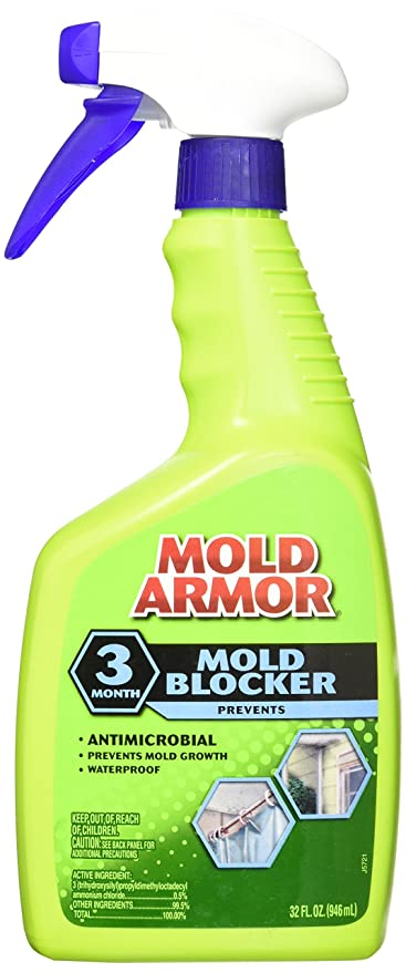 Amazon Mold Armor FG516 Mold Blocker Trigger Spray 32 Ounce