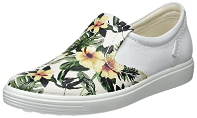 a7cb7ab070c611 ECCO Damen Soft 7 Ladies Sneaker  Amazon.de  Schuhe   Handtaschen