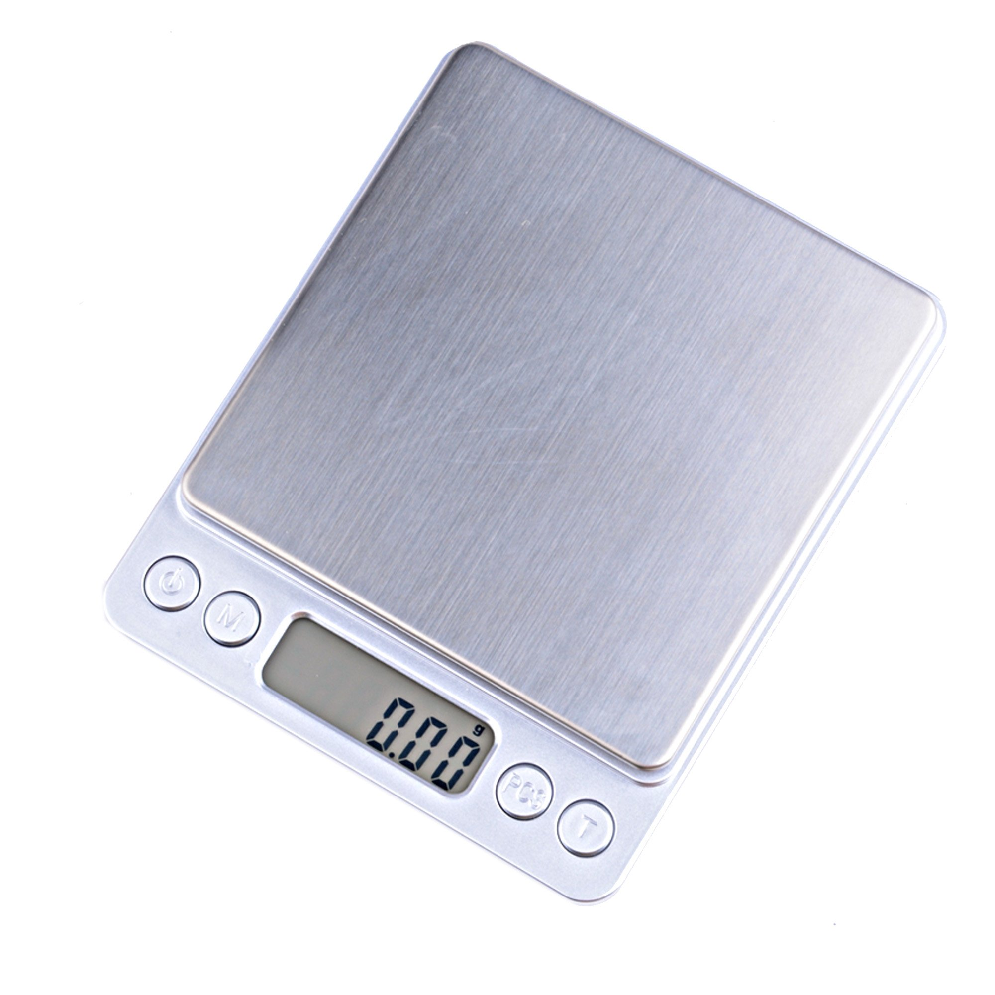 500g x 0.01g Digital Jewelry & Kitchen Precision Scale 1 W/Piece Counting ACCT-500 .01 gram with Tray