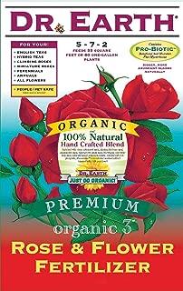 product image for Dr. Earth 731 5-7-2 Fertilizer, 25 lb, Multi