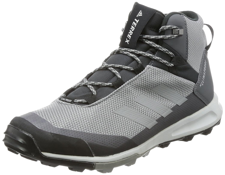gris (Gricua Gricua Gricin) 42 2 3 EU adidas Terrex Tivid Mid CP, Chaussures de Randonnée Hautes Homme