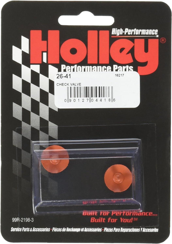 Holley 26-41 Carburetor Accelerator Check Valve