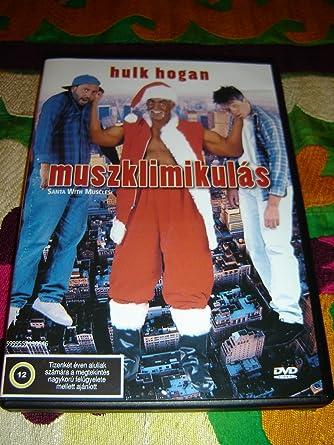 Amazon.com: Muszklimikulás (DVD) / Santa With Muscles - Hulk ...