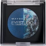 Maybelline New York Eye Studio Color Pearls Marbleized Eyeshadow, Navy Narcissist