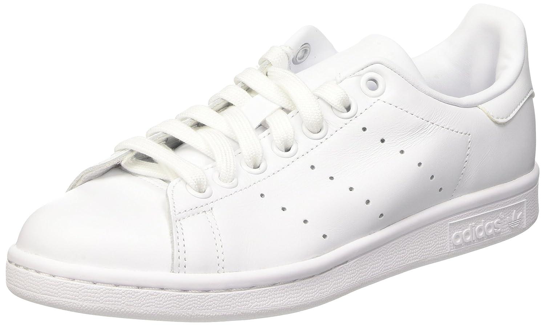 Adidas Stan Smith, Sandalias con Plataforma Unisex Adulto 44 2/3 EU|Blanco - Wei? (Ftwr White/Ftwr White/Ftwr White)