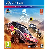 Dakar 18 Day One Edition (PS4) Game