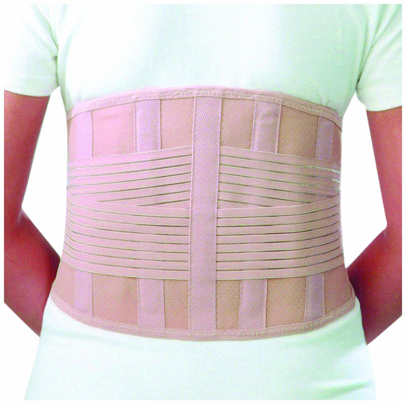 Dynamix Ortho - Faja ortopédico para postura lumbar (4 posturas y descanso de la espalda) Impectron LU-02