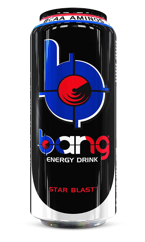 VPX Bang Energy Drink Star Blast - 12 Unidades: Amazon.es: Salud y ...