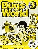 Bugs world 3 workbook pack - 9780230407503