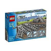 LEGO City Switch Tracks 7895 Train Toy Accessory Deals