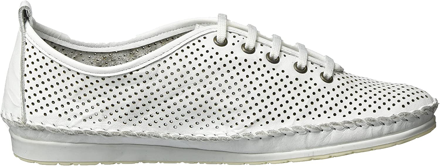 Andrea Conti 0023446 dames sneaker wit (wit 001)