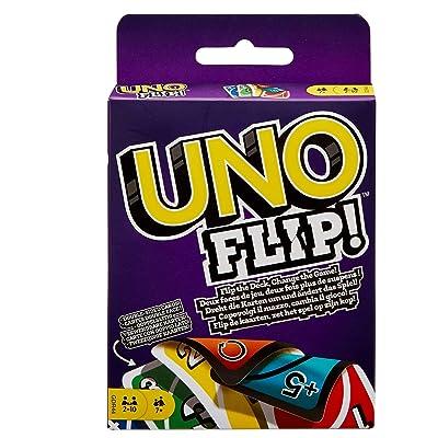Mattel Games-UNO Flip Juguete, (GDR44): Juguetes y juegos