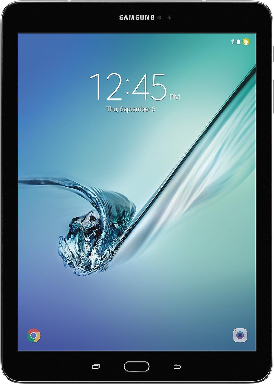 Samsung Galaxy Tab S2 9.7in; 32 GB Wifi Tablet (Black) SM-T813NZKEXAR (Renewed)