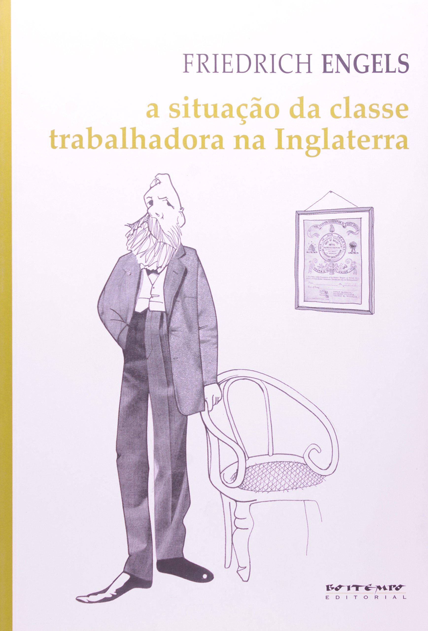 Download A Situação Da Classe Trabalhadora Na Inglaterra (Em Portuguese do Brasil) pdf epub