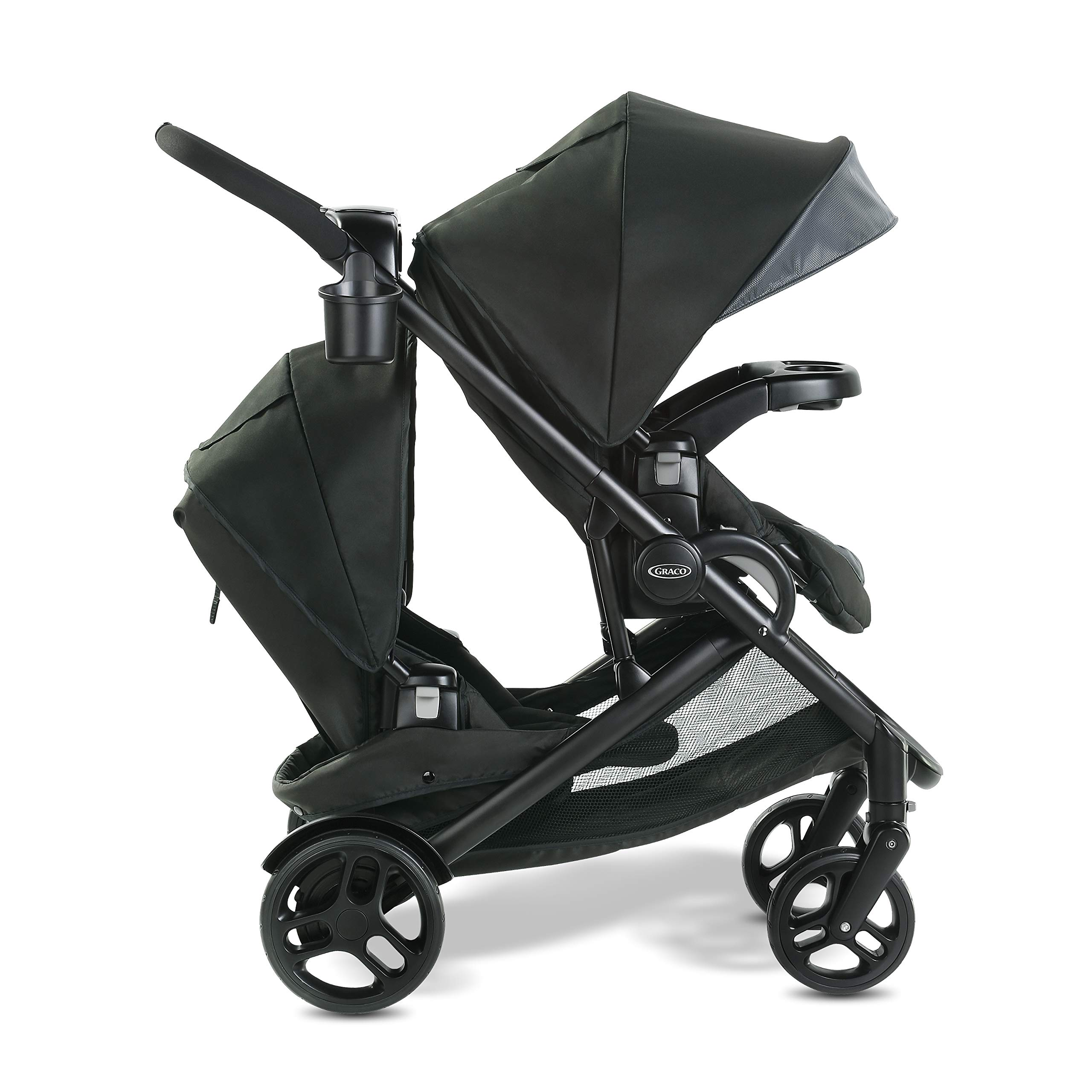 Graco Modes2Grow Double Stroller, Spencer by Graco