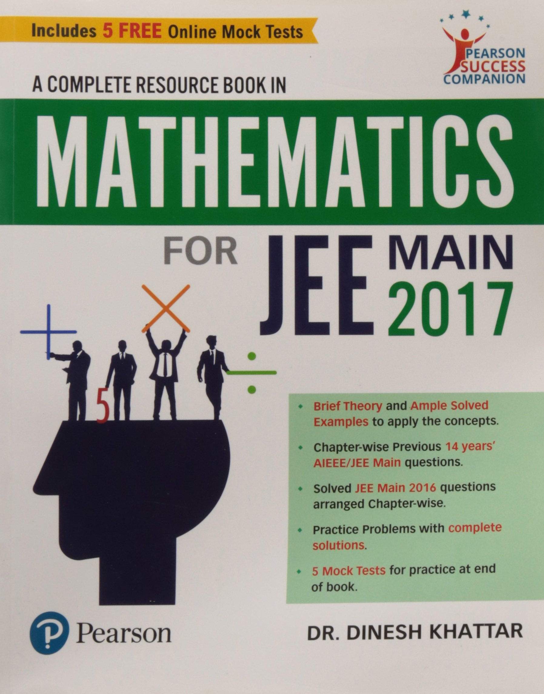 mathematics for jee mains 2017 amazon in khattar books