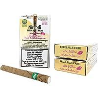 3 Paquetes de cigarrillos de hierbas Nirdosh