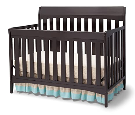 This Crib Offers Exceptional Value For The Money With Option To Be Used As A Toddler Bed Daybed Or Full Sized Headboard Your Child