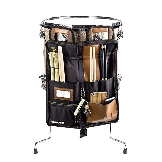 Amazon.com: ProMark Transporte Deluxe para baquetas: Musical ...