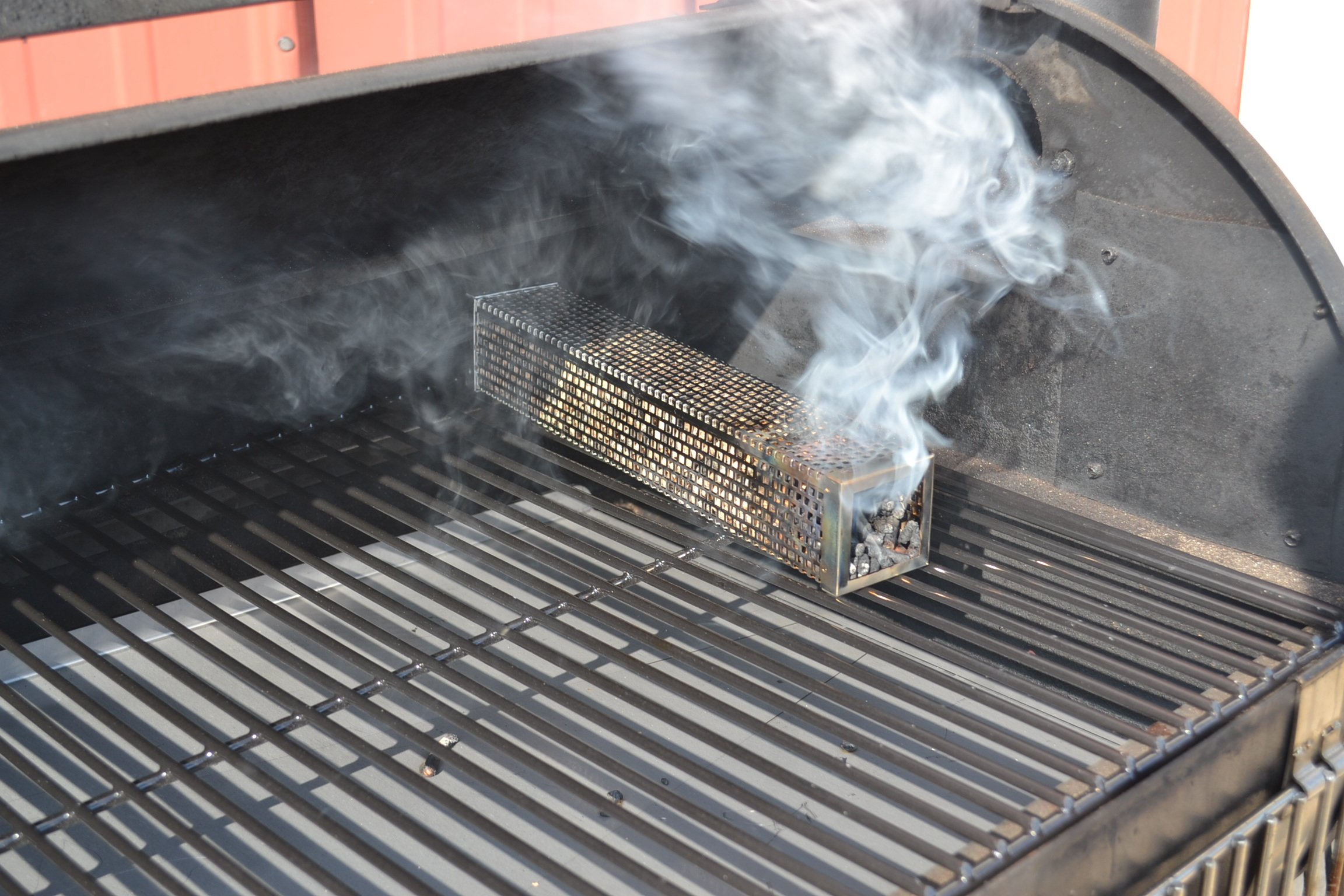 Smoke Daddy Inc. 12'' BBQ Tube Smoker from Use in ANY GRILL! by Smoke Daddy Inc. (Image #3)