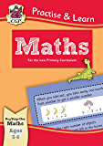 New Curriculum Practise & Learn: Maths for Ages 5-6 (CGP KS1 Practise & Learn)