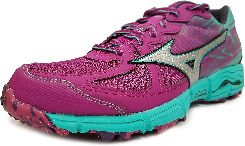 Mizuno Wave Kazan 2 Womens Zapatilla De Correr para Tierra - 39: Amazon.es: Zapatos y complementos
