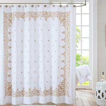Anthology Algiers 72 Inch Shower Curtain