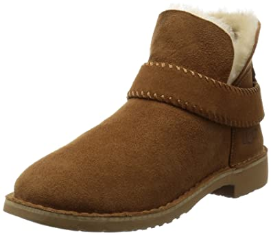 3f4da18d829 UGG Women's McKay Winter Boot, Chestnut, 9.5 B US: Amazon.co.uk ...