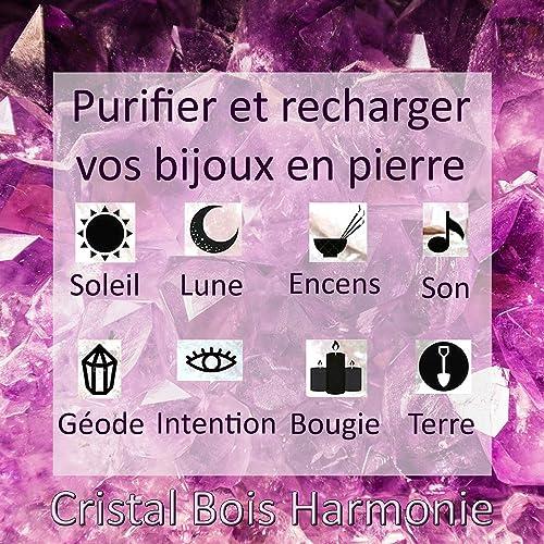 am/éthyste quartz rose et rhodonite perles de bois et pierres naturelles je taime cadeau anniversaire No/ël mariage fian/çailles Bracelet amour pour femme