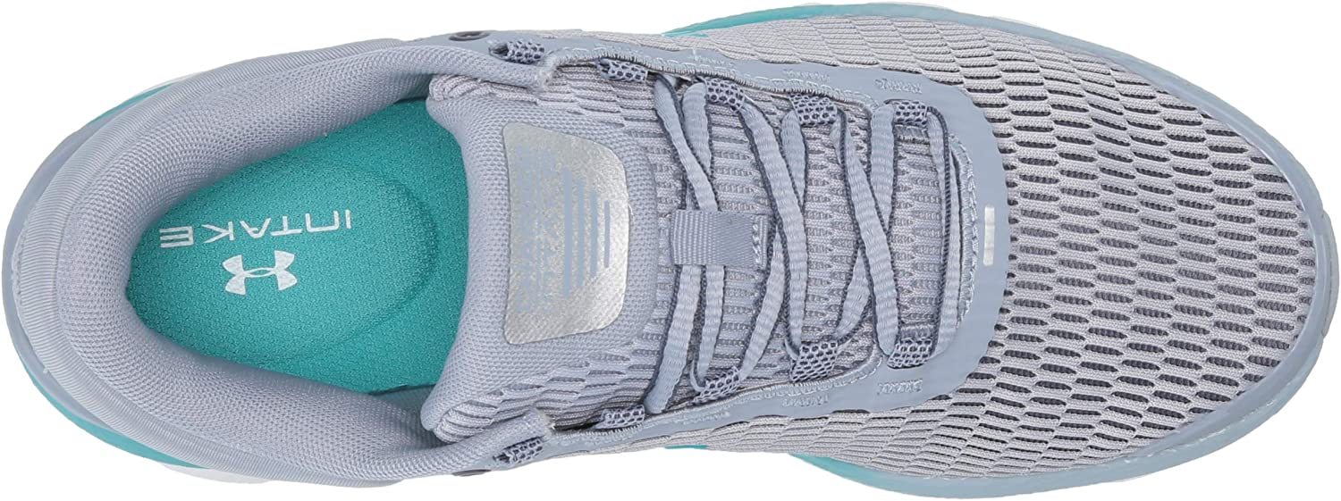Under Armour Ua W Charged Intake 3, Scarpe Running Donna Blu Blue Heights Downpour Gray Breathtaking 400