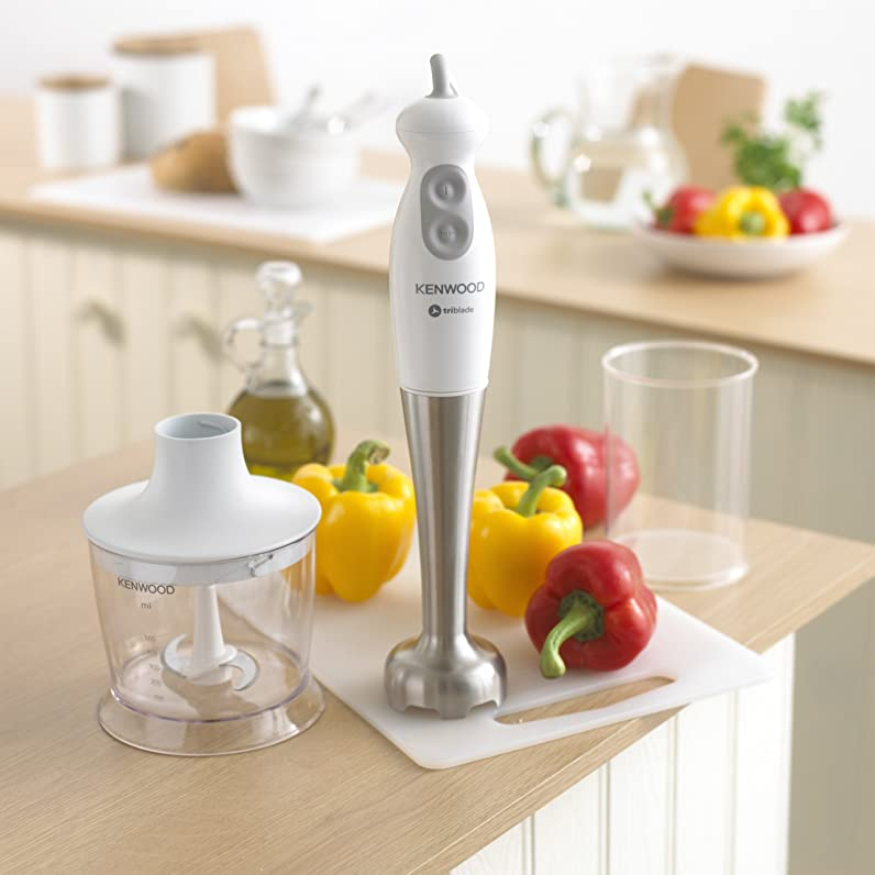 Kenwood HB682 Mixeur Plongeant Blanc: Amazon.fr: Cuisine & Maison