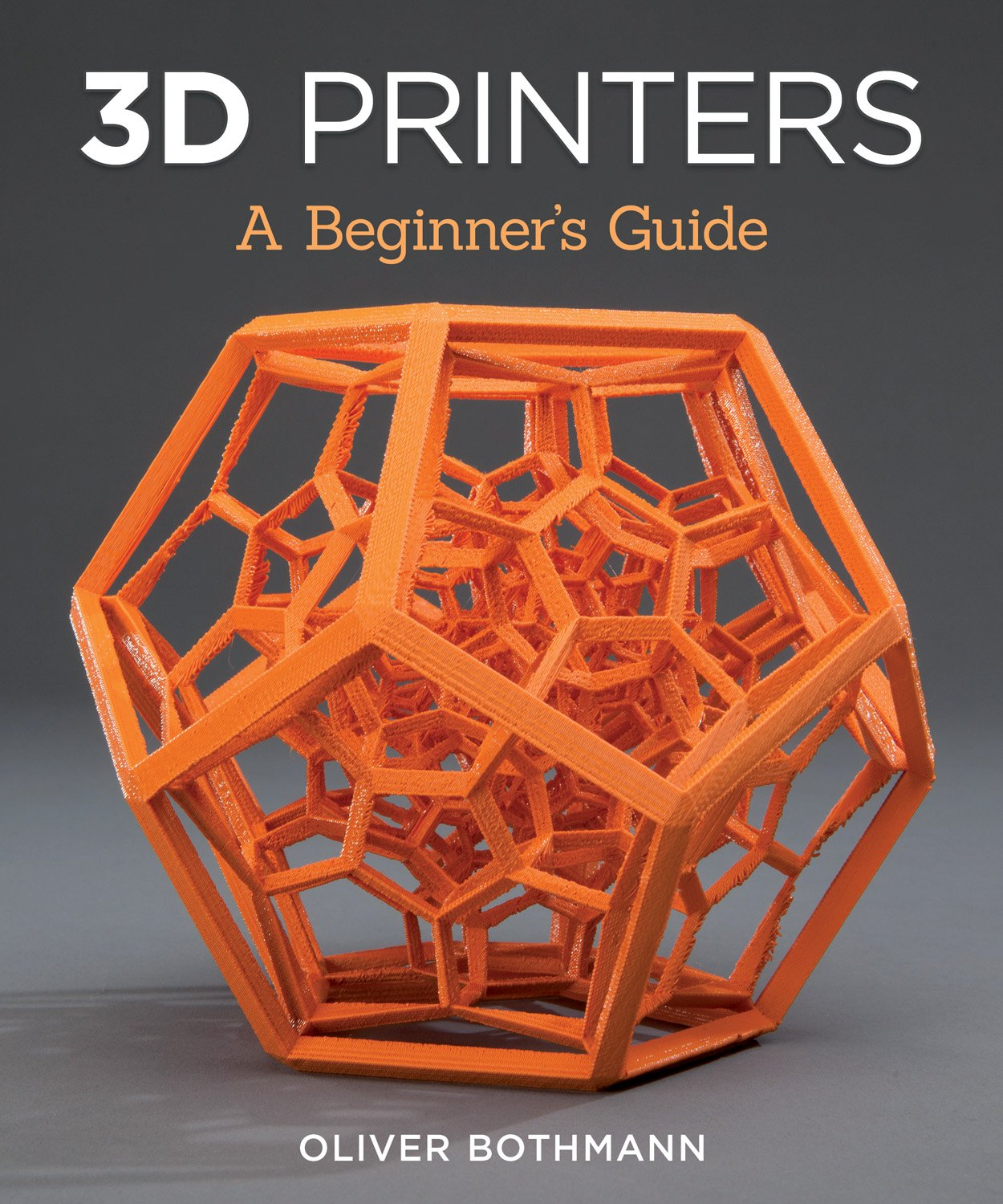 3D Printers Beginners Oliver Bothmann product image