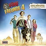 Fünf Freunde 4-das Original-Hörspiel Zum Kinofilm
