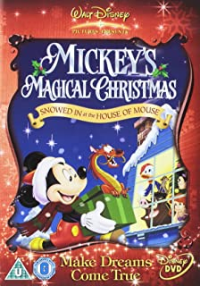 mickeys magical christmas snowed in at the house of mouse - Mickey Mouse Christmas Songs
