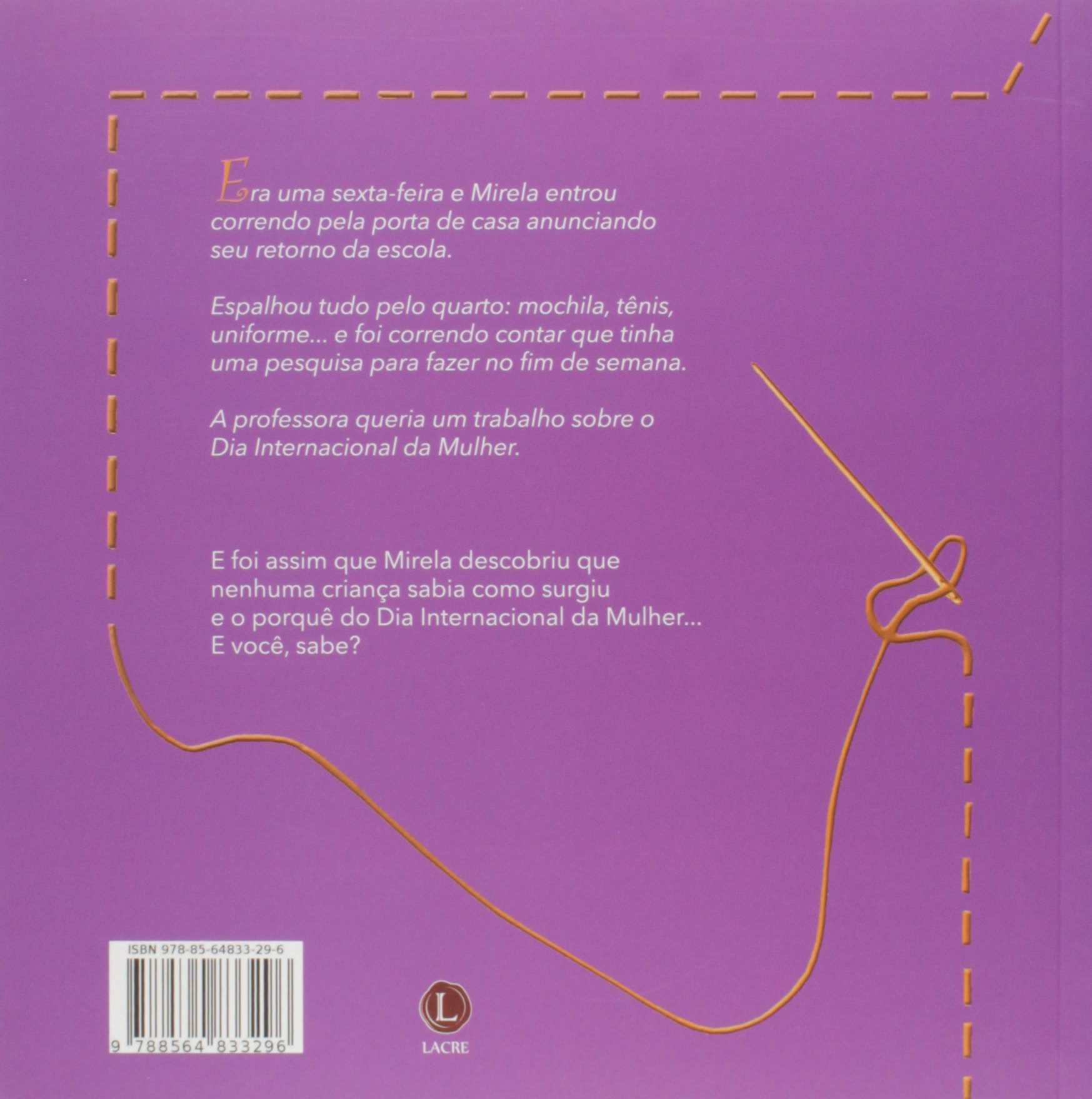 Mirela e o Dia Internacional da Mulher: Ana Prestes, 3: 9788564833296: Amazon.com: Books