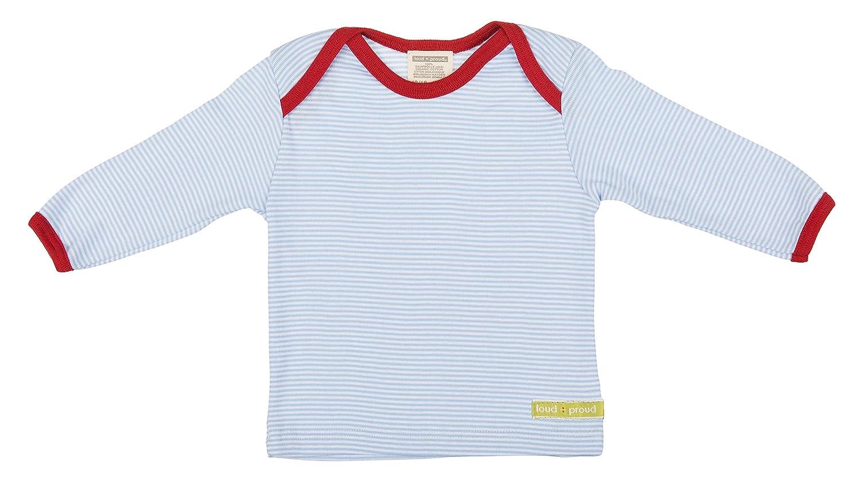 loud + proud Baby Boys M101 Long Sleeve Sweatshirt Loud and Proud