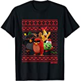 Angry Birds Christmas Official Merchandise T-Shirt