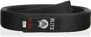 Blitz Sport Ceinture Noire en Soie de qualité supérieure