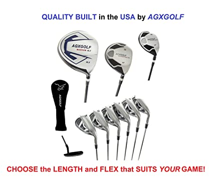 274225995eba Amazon.com : AGXGOLF Men's XS Tour Edition Complete Golf Set w/460 ...