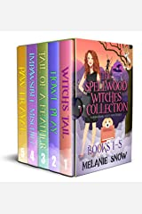The Spellwood Witches Paranormal Cozy Mystery Series: Complete Collection Box Set(Books 1-5) (The Spellwood Witches Paranormal Cozy Mystery Collection) Kindle Edition