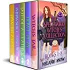 The Spellwood Witches Paranormal Cozy Mystery Series: Complete Collection Box Set(Books 1-5) (The Spellwood Witches Paranorma