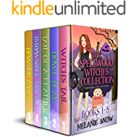 The Spellwood Witches Paranormal Cozy Mystery Series: Complete Collection Box Set(Books 1-5) (The Spellwood Witches…