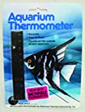 American Thermal Aquarium Thermometer Vertical