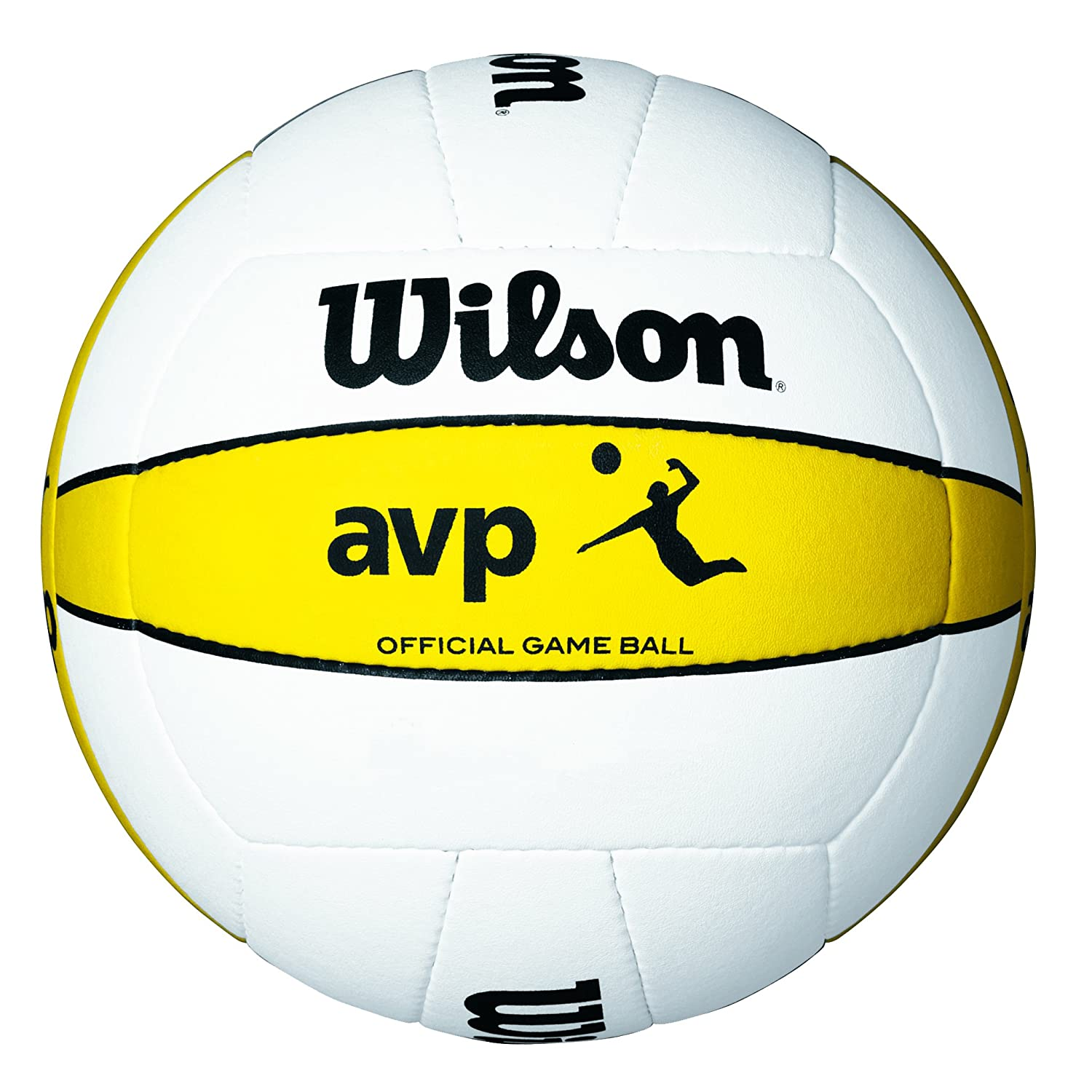 Buy Wilson Official Avp Outdoor Game Volleyball Online At Low Prices In India Amazon In