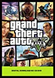 Grand Theft Auto V (PC) (No CD / DVD) (Digital Download)