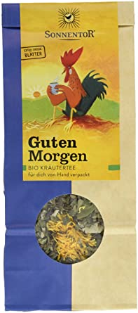 Sonnentor Guten Morgen Kräutertee Lose 1er Pack 1 X 50 G Bio