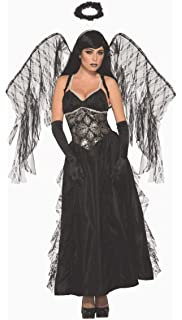 7 Teiliges Kostum Set Geisternonne Nonne Kleid Kopftuch Handschuhe