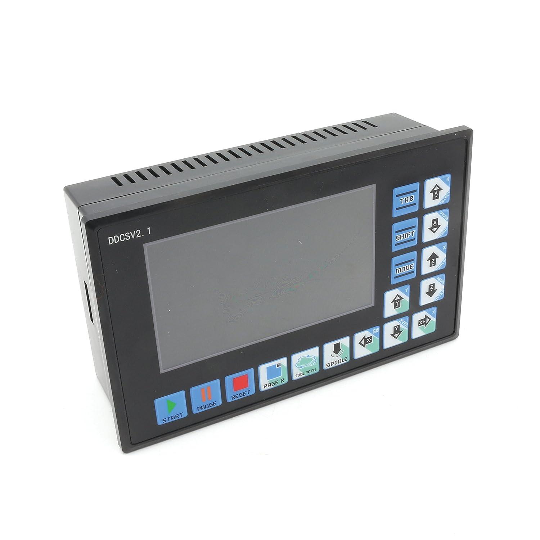 4 Axis 500Khz CNC Offline Standalone Controller G Code CNC