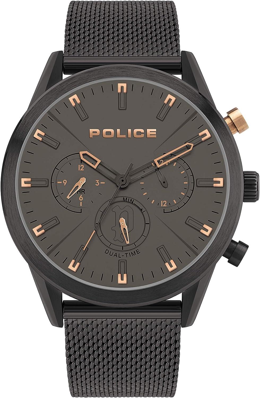 POLICE Juego de Joyas PL16021JSB.79MM